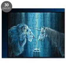 The Lion  The Unicorn Puzzle