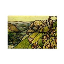 Tiffany Studios Rectangle Magnet