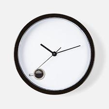 Instant Teacher, Add Coffee Wall Clock