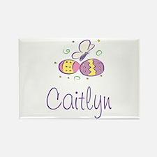 Easter Eggs - Caitlyn Rectangle Magnet