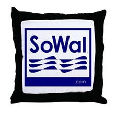 SoWal Throw Pillow