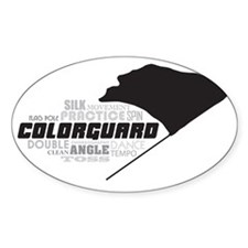 Color Guard Decal