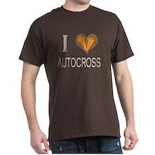 I love (heart) Autocross :: T-Shirt