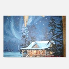 Cabin Postcards (Package of 8)