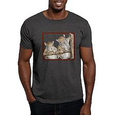 Squirrel Pencil Drawing T-Shirt