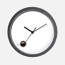 Instant Pastor, Just Add Coffee Wall Clock