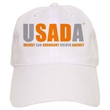 USADA Baseball Cap