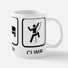 eatSleepClimb1A Mug