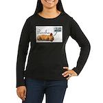 Porsha Dreams Women's Long Sleeve Dark T-Shirt
