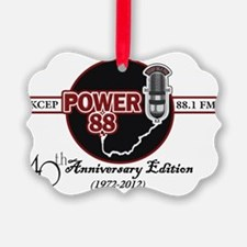 KCEP-FM 40th Anniversary Ornament