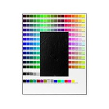 HTML Color Codes Picture Frame