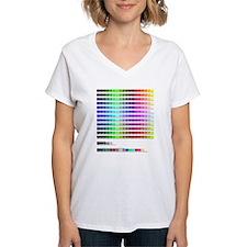 HTML Color Codes Shirt
