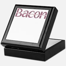 Bacon is the new Black Keepsake Box