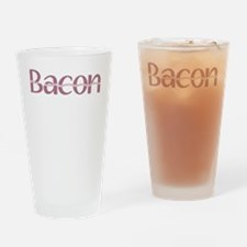 Bacon is the new Black Drinking Glass