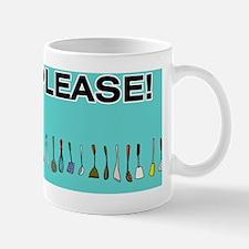 Kitchen Keys Please Mug