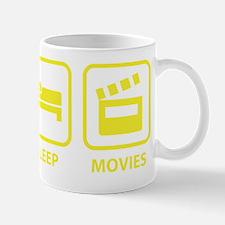 eatSleepMovies1E Mug