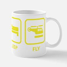 eatSleepFlyHeli1D Mug