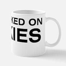 Hooked On Silkies Mug