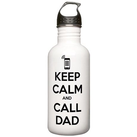 keepcalmlight Stainless Water Bottle 1.0L
