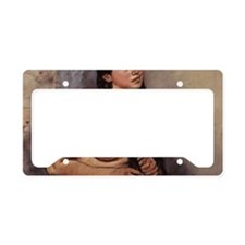Zinalda 70x49 License Plate Holder