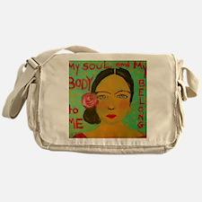 Mine Messenger Bag