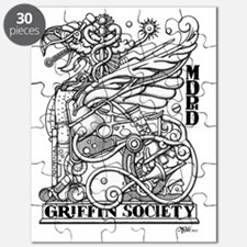 Griffin Society Puzzle