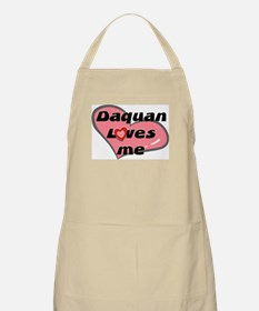 daquan loves me  BBQ Apron