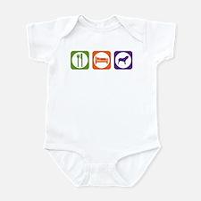 Eat Sleep Neo Infant Bodysuit