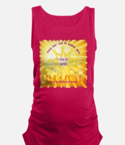 Please Dont Take My Sunshine Aw Maternity Tank Top