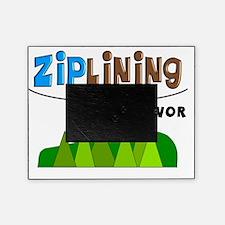 ziplines survivor 4 Picture Frame