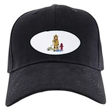 Firefighter Woman Baseball Hat
