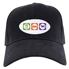 Eat Sleep Lundehund Baseball Hat