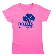 Anguillan Roots Girl's Tee