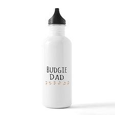Budgie Dad Water Bottle