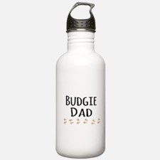 Budgie Dad Water Bottle