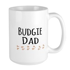 Budgie Dad Mugs