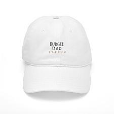 Budgie Dad Baseball Baseball Cap
