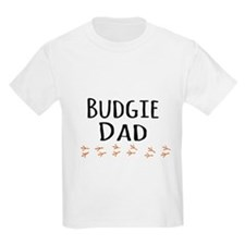 Budgie Dad T-Shirt
