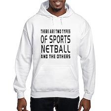 Netball Designs Hoodie Sweatshirt