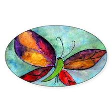 Butterfly Art Decal