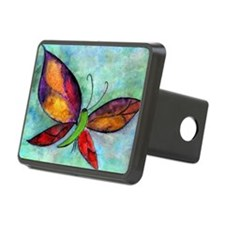 Butterfly Art Hitch Cover