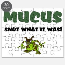 MUCUS - SNOT WHAT IT WAS Puzzle