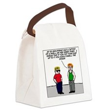 The tattoo Canvas Lunch Bag
