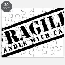 Fragile Handle With Care Puzzle