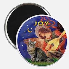 Angel3 - American Bobtail cat Magnet
