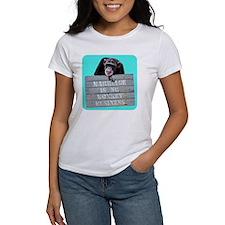 Marriage Monkey Business (Turquois Tee