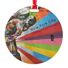 NYC calendar cover Ornament