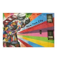 NYC calendar cover Postcards (Package of 8)
