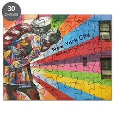 NYC calendar cover Puzzle