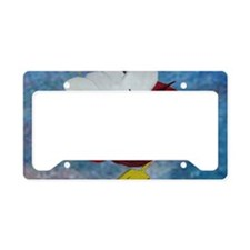 crabby cook License Plate Holder